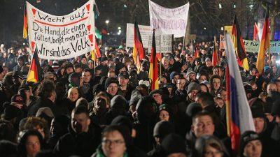 Akif Pirinçci wegen Rede auf Pegida-Kundgebung in Dresden vor Gericht