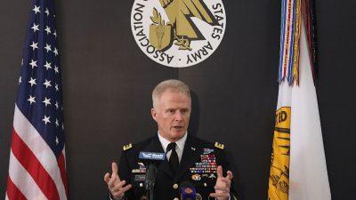 """US-General: US-Präsenz in Syrien ist völkerrechtswidrig – Nach Sieg über IS kann Russland die USA """"ausladen"""""""