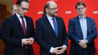 Koalitions-Ende: Wahl-Hammer trifft SPD hart – Schlechtestes Ergebnis seit Bestehen der Bundesrepublik