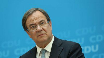 Volle Rückendeckung für Merkel – Laschet: So klar war das lange nicht zwischen CDU und CSU