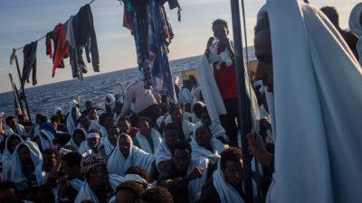 Brüssel will 50.000 illegalen Migranten legale Einreise ermöglichen