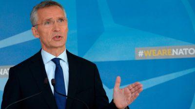 NATO-Generalsekretär: Russland soll NATO-Beobachtern Zugang zu Großmanöver erlauben