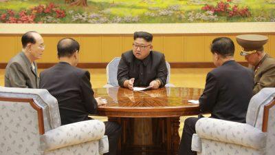 Nordkoreas Atomwaffen: Wie China, Russland und USA die schnelle Lösung verhindern