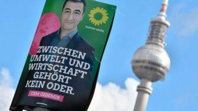 """Özdemir: Geringverdiener und Familien entlasten – Werden bei Regierungsbeteiligung """"unsinnige Mehrwertsteuer-Ausnahmen"""" abschaffen"""