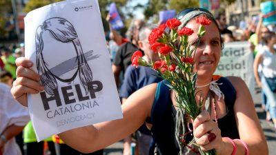 Katalanische Polizei legt sich mit spanischer Regierung und Justiz an
