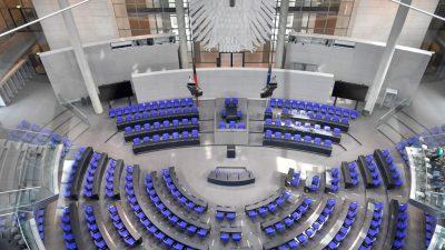 Schäuble will Wahlrechtsreform: Keine westliche Demokratie hat ein so großes Parlament wie Deutschland