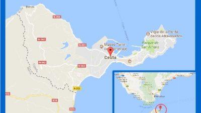 Nach Grenzausschreitungen: Spaniens Innenminister kündigt Aufrüstung an Exklaven-Grenze Ceuta an