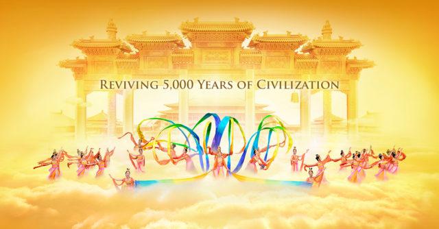 Shen Yun - Eine solche Vorführung können Sie im heutigen China nicht mehr finden.