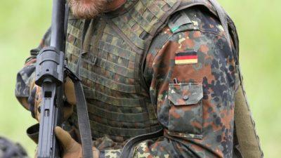 Bundeswehr-Soldaten ohne Immunität nach Jordanien