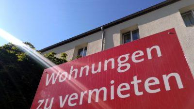 Flüchtlingsheime so teuer wie Luxuswohnungen – Berliner Amt zahlt 6.000 Euro für 44 qm Flüchtlingswohnung