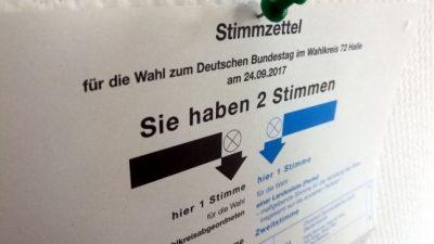 Bundeswahlleiter warnt: Wählen ohne Berechtigung und Mehrfachwahl sind strafbar – Freiheitsstrafen bis fünf Jahre möglich