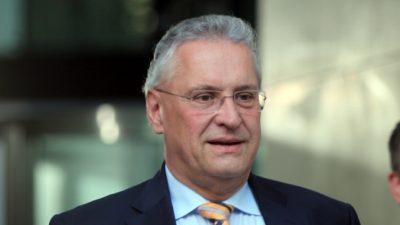 """Herrmann will """"bayerische Maßstäbe"""" von Sicherheit und Ordnung in Bundespolitik einbringen"""