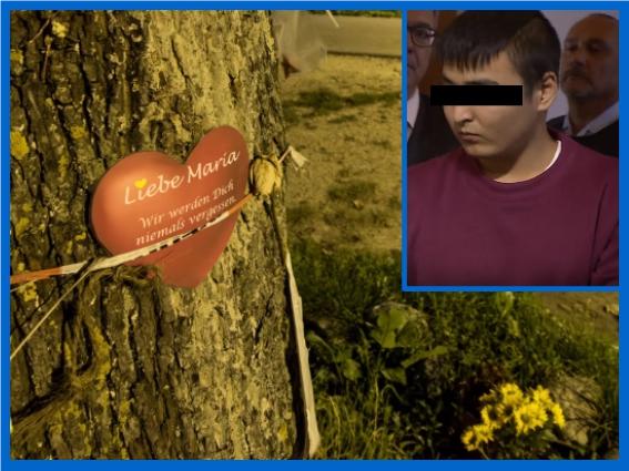 Freiburg: Beweisaufnahme im Mordfall Maria beendet – Rote Amnestie brachte Hussein K. nach Deutschland