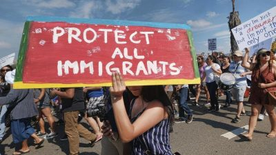 USA beendet Schutzprogramm für als Kinder illegal Eingereiste
