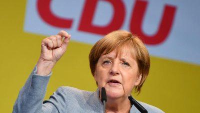 """Merkel """"garantiert"""": Keine Obergrenze für Flüchtlinge"""
