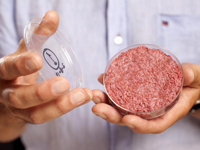 Schnitzel aus der Petrischale? Forscher sehen Akzeptanz
