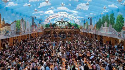 """""""O'zapft is"""": 184. Oktoberfest in München eröffnet – Sicherheitskonzept deutlich ausgeweitet"""