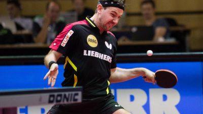 Beide Tischtennis-Teams im Finale der Mannschafts-EM