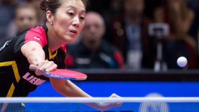 Deutsche Tischtennis-Frauen verlieren EM-Finale