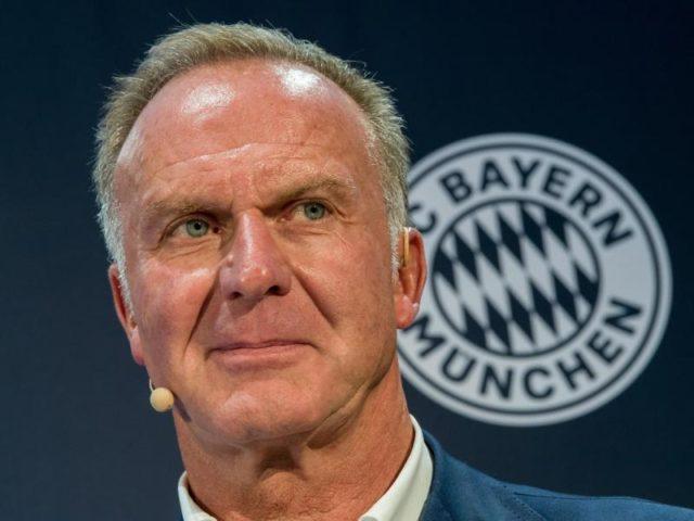 In der Partie des FC Bayern München in Paris sieht Vorstandschef Karl-Heinz Rummenigge ein Prestige-Spiel. Foto: Peter Kneffel/dpa