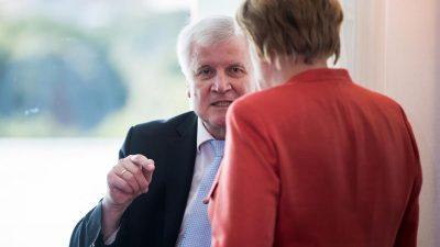 Vier-Augen-Gespräch zwischen CDU und CSU