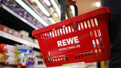 Rewe will im kommenden Jahr zwei Milliarden Euro investieren