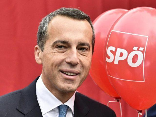 Die Affäre kommt für SPÖ-Chef Christian Kern zur Unzeit. Foto: Hans Punz/dpa