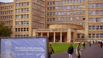 Frankfurter Goethe-Uni: SOS-Plan mit Begleitservice nach vier versuchten Vergewaltigungen