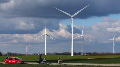 """Die """"Energiewende"""" frisst unsere Landschaft und nutzt nur den Investoren"""