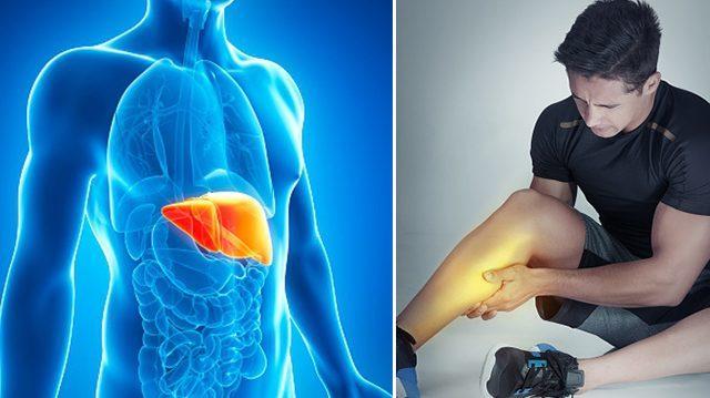 Wenn Sie eines dieser gefährlichen Symptome haben, könnte Ihre Leber ...