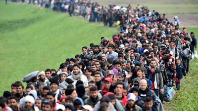 """UNO empfahl Migranten als """"Bevölkerungsersatz"""" für Europäer: Bereits seit 2000 offiziell in Planung"""