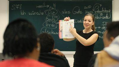 """Berlin: Steht """"Flüchtlingsschule"""" vor dem Aus? – 500.000 Euro für neues Konzept vorhanden"""