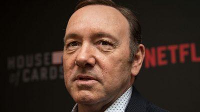 """Netflix stellt Erfolgsserie """"House of Cards"""" ein – Kevin Spacey bald mit neuen Belästigungsvorwürfen konfrontiert?"""