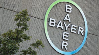 Bayer streicht 4.500 Jobs in Deutschland