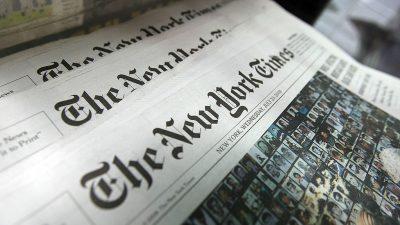 Gezielte Anti-Trump-Berichterstattung: Undercover-Video deckt unethische Praktiken von NYT-Reporter auf