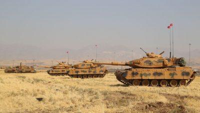 Türkische Armee verkündet Beginn von Militäreinsatz in syrischer Rebellenbastion Idlib