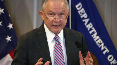"""US-Justizminister: Unser Asylsystem wird """"ausgetrickst"""" – Zahl falscher Asylanträge schoss seit 2009 in die Höhe"""