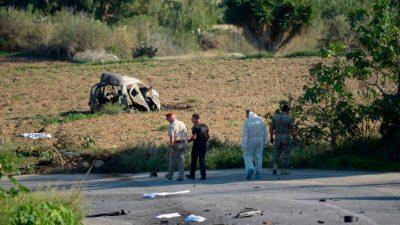 Korruption- und Geldwäsche-Skandal in Malta: Zeuge im Mordfall Caruana Galizia unternimmt Suizidversuch