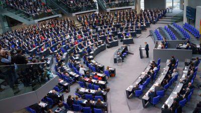 Mindestens 41 Bundestagsabgeordnete haben eine bezahlte- über 200 eine unentgeltliche Nebentätigkeit