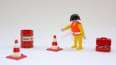 Kein Lungentumor: Ärzte übersahen 40 Jahre lang Plastik-Spielzeug in der Lunge von Paul Baxter