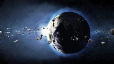 """Spuren der """"Todessterne"""" – Forscher berechnen Kometen auf Kollisionskurs"""