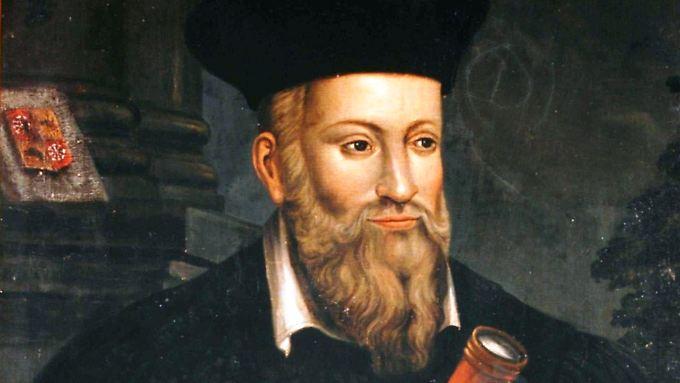 Nostradamus 6 Erschreckende Vorhersagen Für 2018 Die Sich Langsam