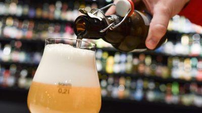 Der Deutsche und das Bier: Die Zahl der Brauereien steigt wieder