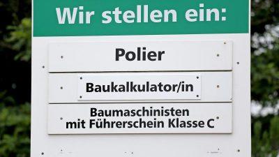 Bundestag beschließt Fachkräfte-Einwanderungsgesetz