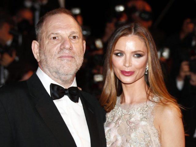 Ehefrau Georgina Chapman trennte sich von Harvey Weinstein. Foto: Ian Langsdon/dpa
