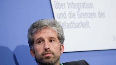 """Gniffke zu Palmers Kritik an ARD-Berichterstattung: """"Die Kriterien haben mich nicht wirklich überzeugt"""""""