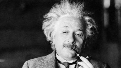 Bisher unveröffentlichter Brief: Albert Einstein war der Wissenschaft um 70 Jahre voraus