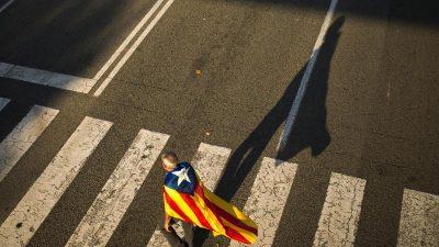 Vorladung für Katalanenführer Puigdemont: Es könnten 15 bis 30 Jahre Gefängnis drohen