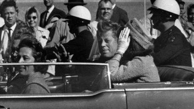 Präsident Trump gibt auch den Rest der Kennedy-Akten frei