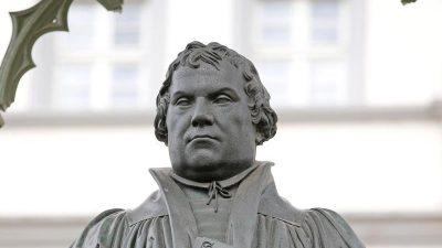 Im Luther-Shitstorm – Reformation und Medien